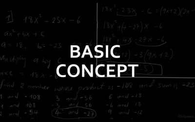 Additional Math Basic Concepts Ordinary level