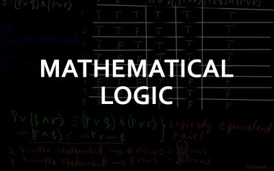 A/L Mathematical Logic