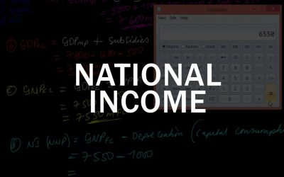 Ordinary Level National Income