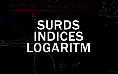 Surds Indices and Logarithm