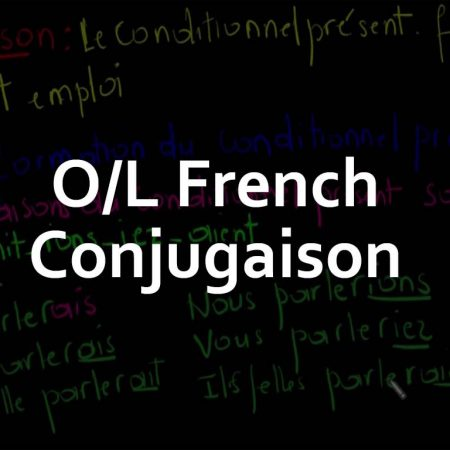 O Level French Conjugaison