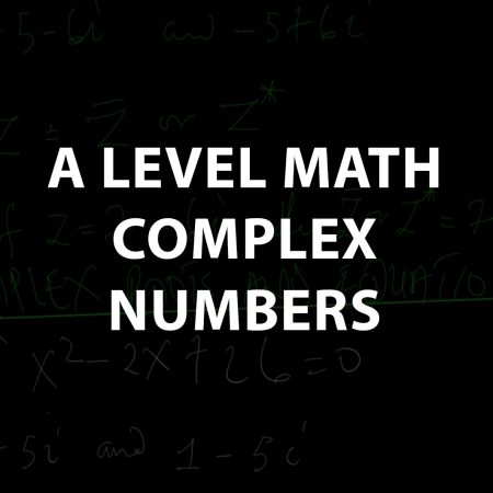 Advanced Level Complex Numbers