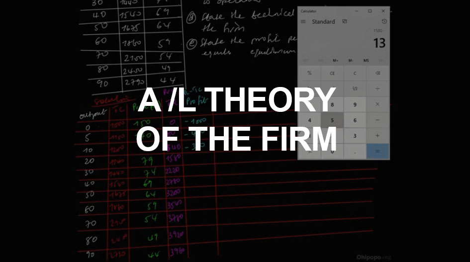 theory of the firm